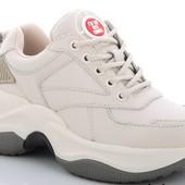 Натуральная кожа, стильные кроссовки 36-41рр 1 бронь и выкуп