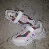 Кроссовки для подростков, есть размеры в наличии с пред выкупов
