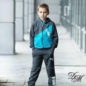 390-450грнКачественные спортивные костюмы122-152 спортивный костюм, выполнен из турецкой двухнитки