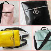 Модные ...яркие ... удобные рюкзаки