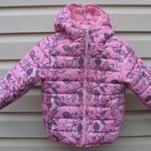 Супер модная курточка для модняшек.Размер 98,104,110,116,122,128.