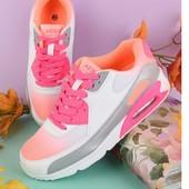 Женские разноцветные кроссовки!