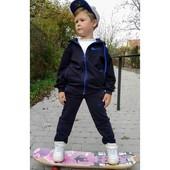 спортивні костюми для хлопчиків! На вік від 8 до 12 років! Розмір 38-44! Виробник Україна!