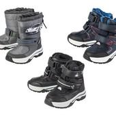 Термо ботинки Lupilu Pepperts для мальчиков и девочек!!! Большой выбор, быстрый выкуп!