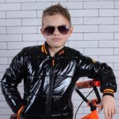 Куртка юниор демисезонная стильная на мальчика. Размеры 128-164см