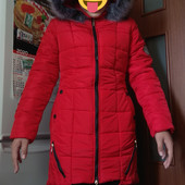 Зима. Всего 499 грн.Некоторые размеры есть в наличии 46-48-50 красная и 48-50-52-54синяя