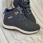 Зимние кроссовки на меху