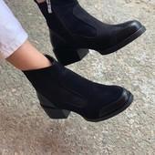 женские ботильоны ботинки