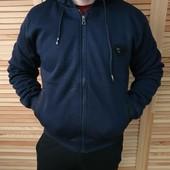 Кофта- куртка мужская на меху