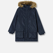 Куртка парка на мальчика 104-140