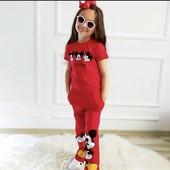 Детские летние костюмы (рост 80-140)