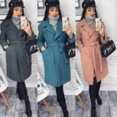~ Пальто букле, разные размеры и модели ~