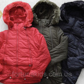 Куртки для девочек Nature 9/10-15/16 лет(4156)
