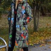 Куртки женские, р.С.М.Л