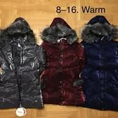 Зимние куртки Grace для девочки 8-16 лет.Супер-акция