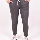 Теплые брюки в размерах