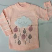 детский свитер вязаный 5-10лет Турция