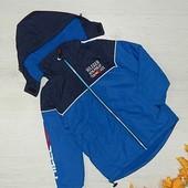 Демисезонные куртки для мальчиков Grace 116-146 р.р.(8692)
