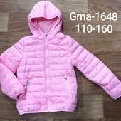 Куртки для девочек Glo-story 110-160 р.р