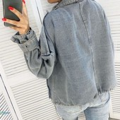 Самые свежие новинки весенних джинсовых курток!!Есть на меху.