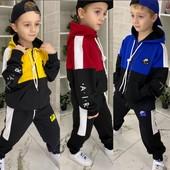 Детские спортивные костюмы. Много моделей! р 98-170