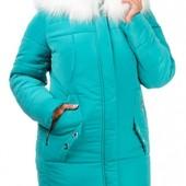 Распродажа до 28 февраля ! Женские зимние куртки Силикон 250.