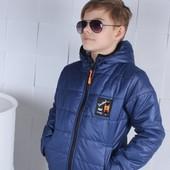 Куртки,жилети демі хлопці і дівчата