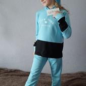 Спортивный костюм на рост 128-146. Есть свободные размеры.