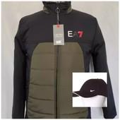 Курточка і кепка для мужчин