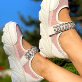 Модные летние кросовки на вашу ножку 36-40 р.