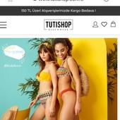 Tuti Shop - купальники и пляжная одежда