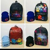 Модные стильные детские, подростковые, взрослые рюкзаки в школу,в садик и др.Много моделей!