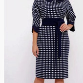 Очень стильные платья, блузы украинского производителя, отличные варианты для офиса