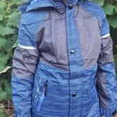 Куртка (осень)для мальчика 4-12 лет. Венгрия
