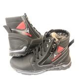 Зимние ботинки для подростков р. 36-41, все прошиты. Производитель Украина. Выкуп от 1 единицы