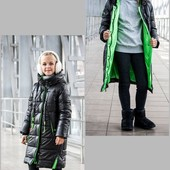 """Модель супер """"Диана""""! Новая коллекция зима 2021/2022! Зимние пальто для девочки-подростка 134-152"""