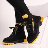 Стильные женские ботиночки!