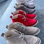 Деми/зима сапожки и ботинки. Быстрая отправка. В наличии и под заказ.