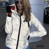 Стильная светоотражающая курточка.