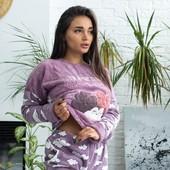 Пижама теплая велсофт!!!Супер качество
