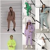 Теплые костюмы для девочек.