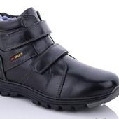 Зимние ботинки, натуральная кожа, натуральная цегейка