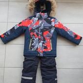 Зимний комбинезон для мальчика. Размеры 122-146