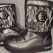 Женские зимние ботинки 36-41р. Остатки в наличии+ новый сбор