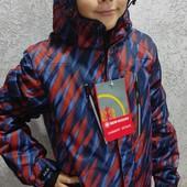 Зимние термо лыжные куртки девочкам и мальчикам 134-170р. Словакия, Польша.