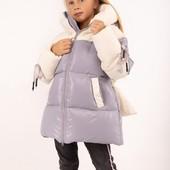 Новинки,Зимние куртки-пуховики для девочек и мальчиков, быстрый сбор, остатки